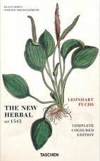 Leonhart Fuchs. The New Herbal of 1543